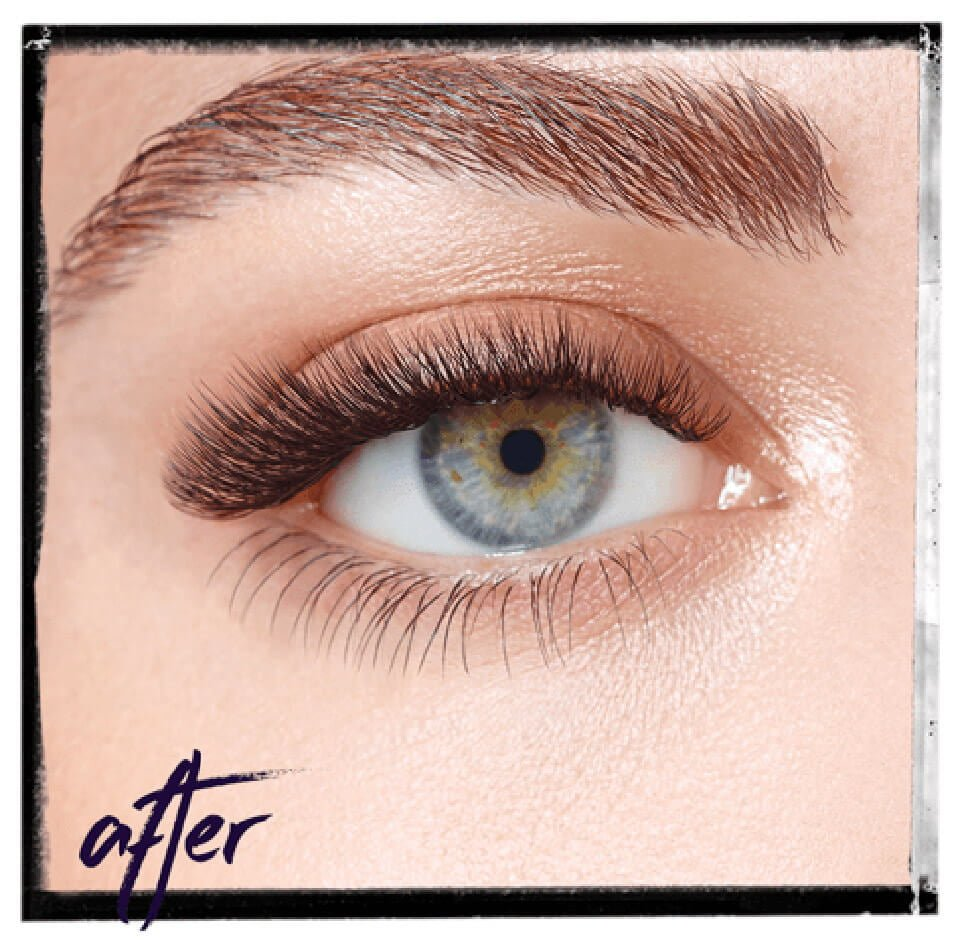 Makeup By Kate offers Lashes Before